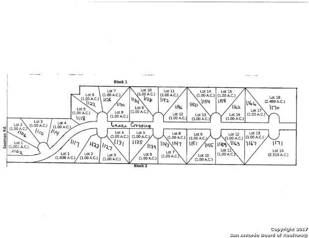 1143 Lance Crossing, Marion, TX 78124 (MLS #1257528) :: Magnolia Realty