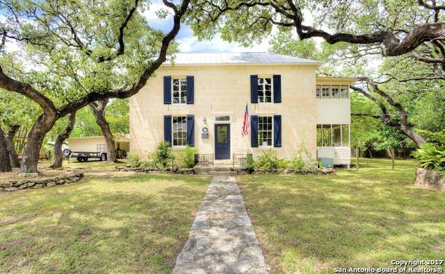 114 Oak Park Drive, Boerne, TX 78006 (MLS #1257587) :: The Graves Group