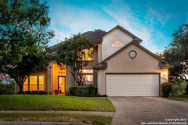 15422 Fallow Ridge Dr, San Antonio, TX 78248 (MLS #1257625) :: The Graves Group