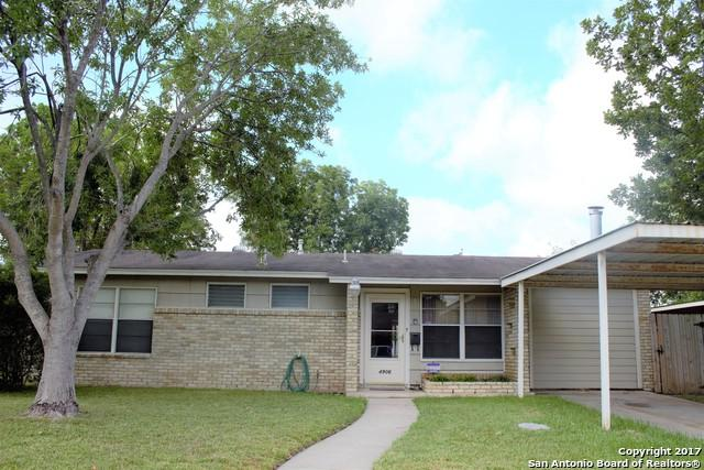 4906 Mary Diane Dr, San Antonio, TX 78220 (MLS #1257627) :: The Graves Group