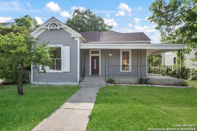 718 N Pine St, San Antonio, TX 78202 (MLS #1258899) :: Ultimate Real Estate Services