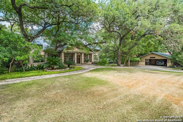 601 Castano Ave, Alamo Heights, TX 78209 (MLS #1259489) :: Neal & Neal Team