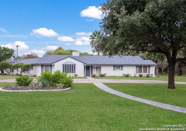 100 Lemonwood Dr, Castle Hills, TX 78213 (MLS #1259549) :: Neal & Neal Team
