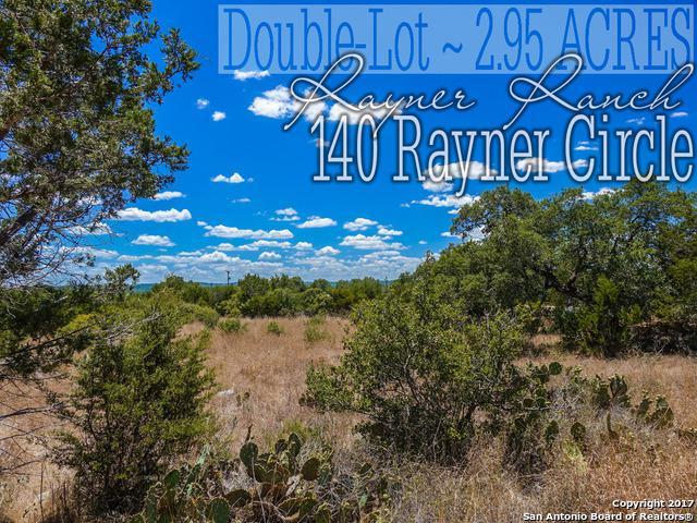 140 Rayner Cir, Spring Branch, TX 78070 (MLS #1259569) :: Magnolia Realty