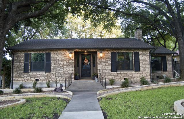 246 E Fair Oaks Pl, Alamo Heights, TX 78209 (MLS #1259603) :: Neal & Neal Team
