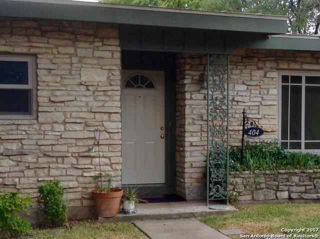 404 Fleetwood Dr, Hollywood Pa, TX 78232 (MLS #1259731) :: Ultimate Real Estate Services