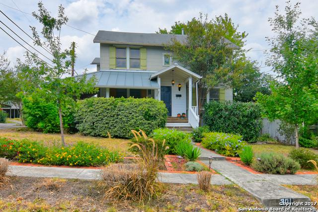 301 Montclair Ave, Alamo Heights, TX 78209 (MLS #1260887) :: Ultimate Real Estate Services
