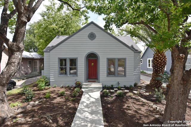 2037 W Summit Ave, San Antonio, TX 78201 (MLS #1262294) :: Exquisite Properties, LLC