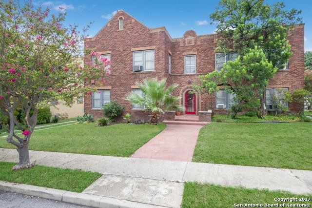 703 W French Pl, San Antonio, TX 78212 (MLS #1262550) :: Exquisite Properties, LLC