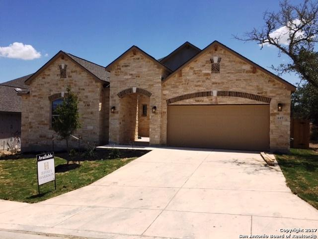 449 Scenic Lullaby, Bulverde, TX 78070 (MLS #1262713) :: Ultimate Real Estate Services