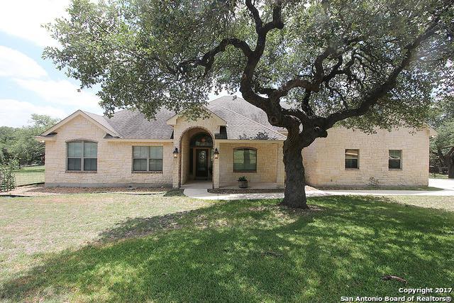 233 Verde Trce, Bulverde, TX 78163 (MLS #1263387) :: Ultimate Real Estate Services