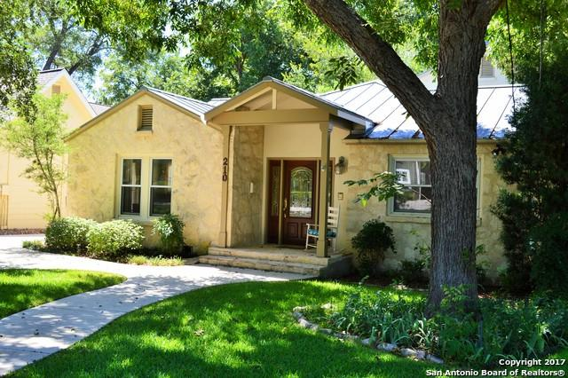 210 College Blvd, Alamo Heights, TX 78209 (MLS #1263463) :: The Castillo Group