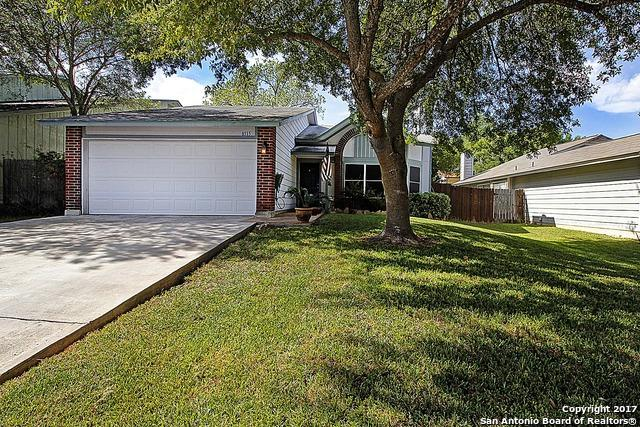 8515 Serene Ridge Dr, San Antonio, TX 78239 (MLS #1264011) :: Ultimate Real Estate Services