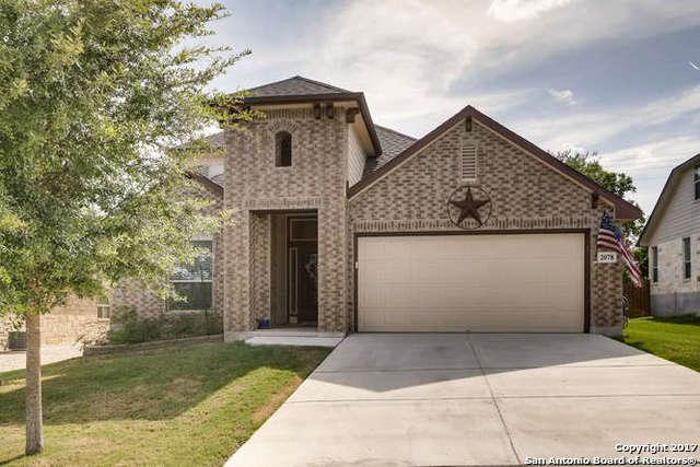 2078 Castleberry Rdg, New Braunfels, TX 78130 (MLS #1264157) :: Ultimate Real Estate Services