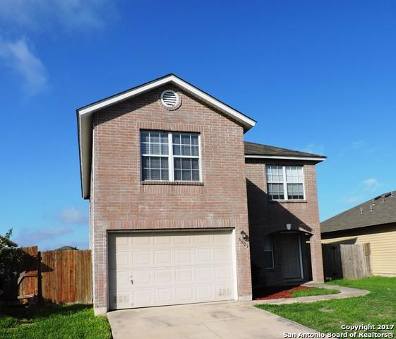 6603 Flatstone Pass, Converse, TX 78109 (MLS #1264167) :: Ultimate Real Estate Services