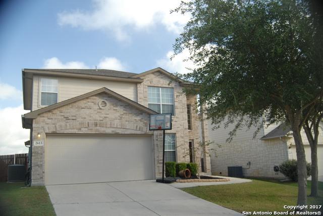 2613 War Admiral, Schertz, TX 78108 (MLS #1264187) :: Ultimate Real Estate Services