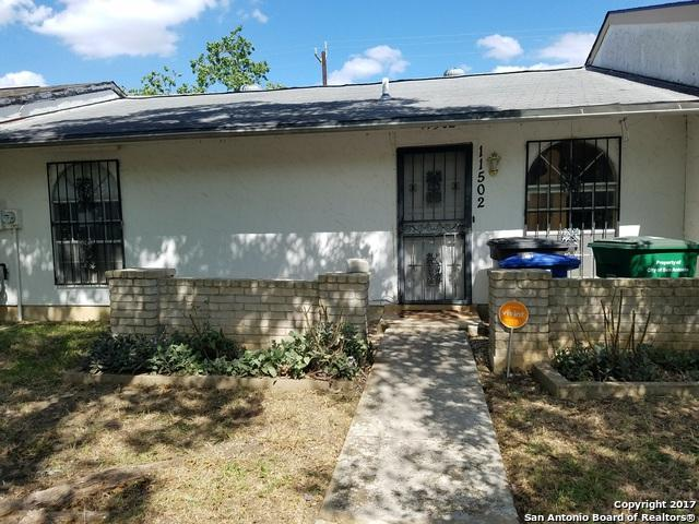11502 Spring Trail St, San Antonio, TX 78249 (MLS #1264338) :: Ultimate Real Estate Services