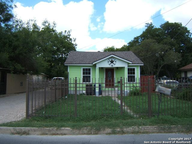 1529 Commerical Ave., San Antonio, TX 78221 (MLS #1264688) :: The Castillo Group