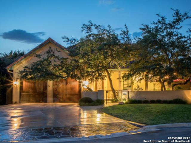 4415 Cameron Ct, Shavano Park, TX 78249 (MLS #1264962) :: Exquisite Properties, LLC