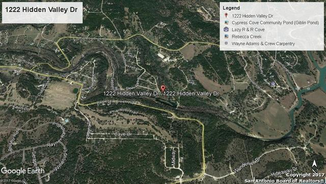 1222 Hidden Valley Dr, Spring Branch, TX 78070 (MLS #1266213) :: Magnolia Realty