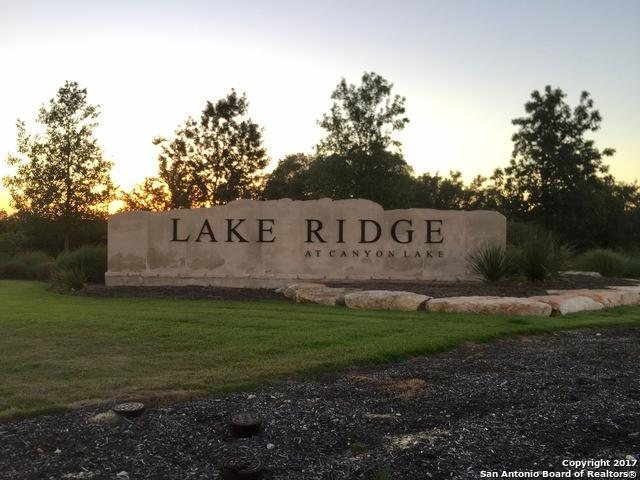 1602 Lake Ridge Blvd, Canyon Lake, TX 78133 (MLS #1266431) :: Alexis Weigand Real Estate Group