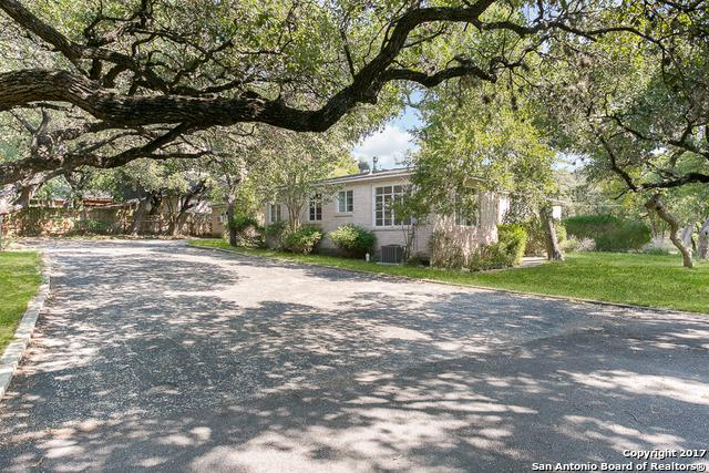 6905 West Ave, Castle Hills, TX 78213 (MLS #1267302) :: The Castillo Group