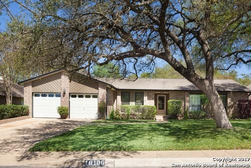 18106 Summer Knoll Dr, San Antonio, TX 78258 (MLS #1267723) :: Alexis Weigand Group