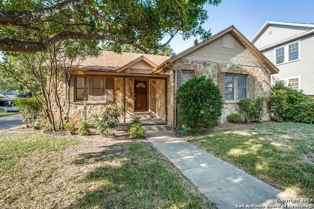 137 College Blvd, Alamo Heights, TX 78209 (MLS #1268612) :: Ultimate Real Estate Services