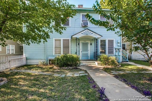 502 E Mulberry Ave, San Antonio, TX 78212 (MLS #1268674) :: Exquisite Properties, LLC