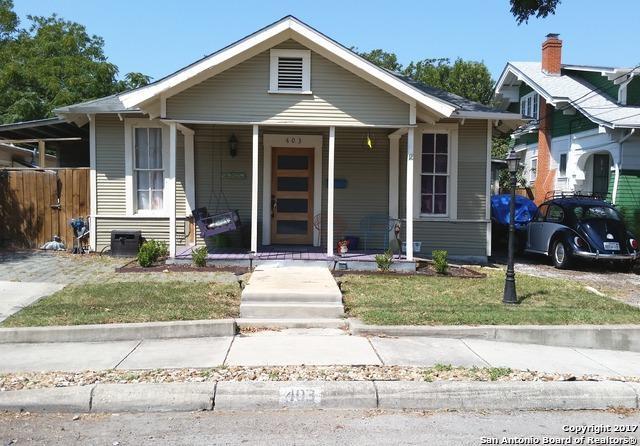 403 E Myrtle St, San Antonio, TX 78212 (MLS #1268855) :: Exquisite Properties, LLC