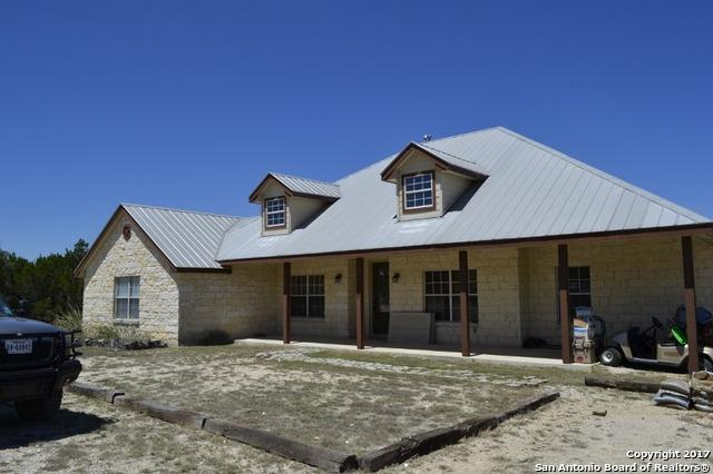 5555 Whartons Dock Rd, Bandera, TX 78003 (MLS #1269362) :: Alexis Weigand Group