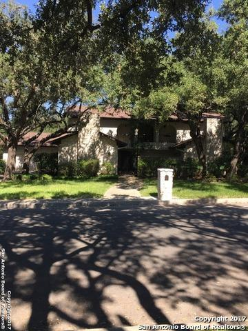 10107 N Manton Ln, San Antonio, TX 78213 (MLS #1269383) :: Exquisite Properties, LLC
