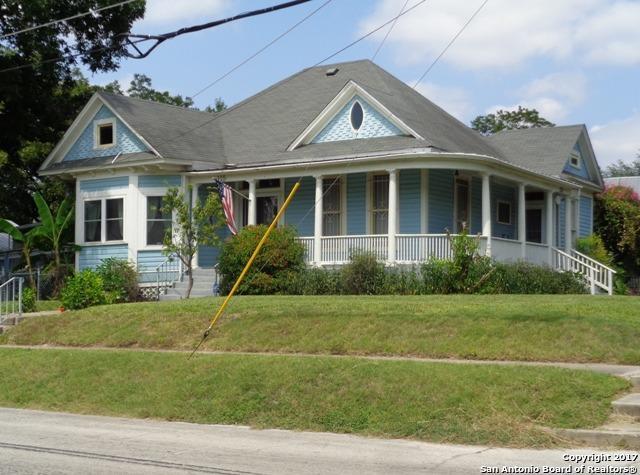 231 Wickes St, San Antonio, TX 78210 (MLS #1269486) :: Exquisite Properties, LLC