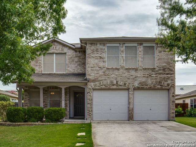 1628 Rolling Brook Ln, Schertz, TX 78154 (MLS #1269628) :: Ultimate Real Estate Services