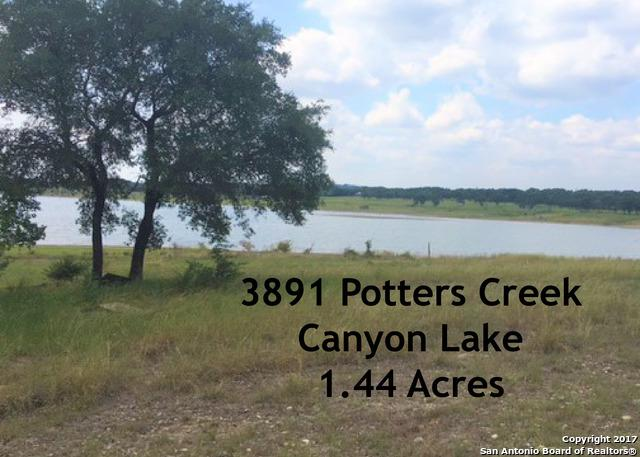 3891 Potters Creek Rd, Canyon Lake, TX 78133 (MLS #1269629) :: The Suzanne Kuntz Real Estate Team