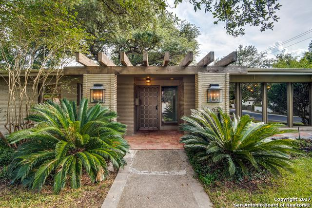 700 Morningside Dr, Terrell Hills, TX 78209 (MLS #1269742) :: Alexis Weigand Group