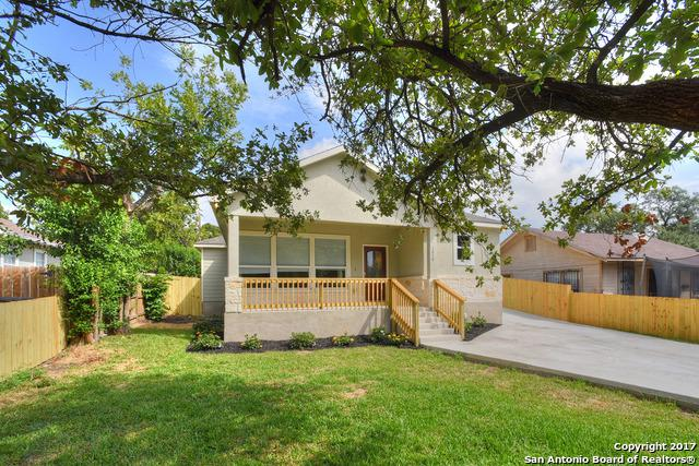 1019 W Rosewood Ave, San Antonio, TX 78201 (MLS #1269840) :: Ultimate Real Estate Services