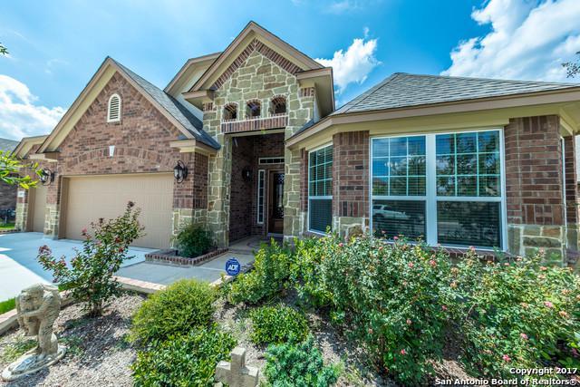 5307 Freesia Spg, San Antonio, TX 78253 (MLS #1269880) :: Ultimate Real Estate Services
