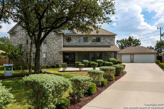 18602 Redrock Woods, San Antonio, TX 78259 (MLS #1269892) :: Alexis Weigand Group
