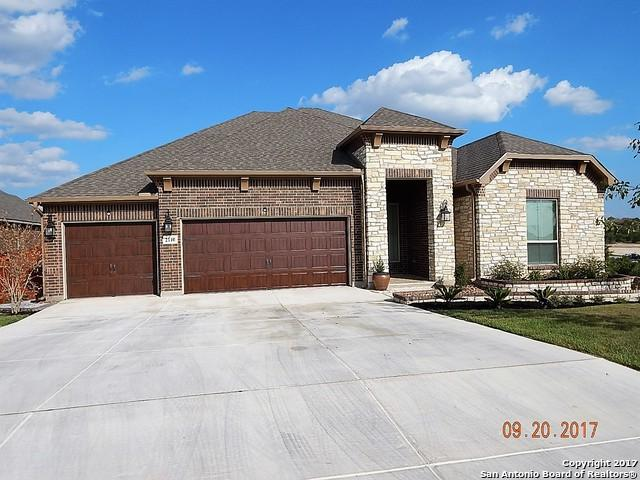 2110 Buckner Pass, San Antonio, TX 78253 (MLS #1269895) :: Alexis Weigand Group