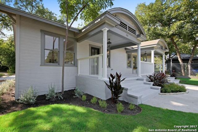 431 Queens Crescent St, San Antonio, TX 78212 (MLS #1270357) :: Exquisite Properties, LLC