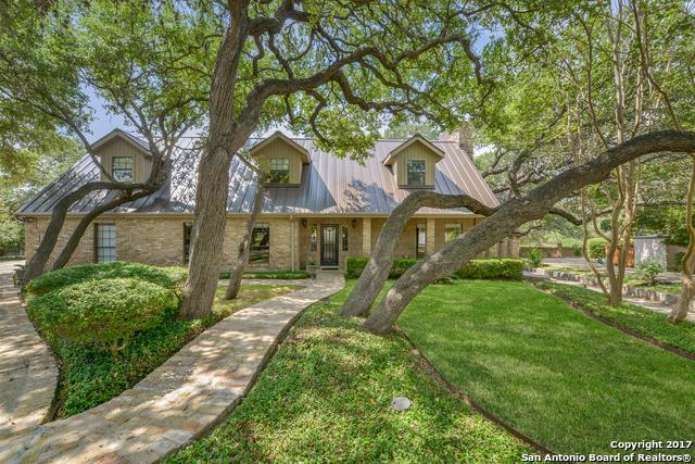 3514 Elm Knoll St, San Antonio, TX 78230 (MLS #1270463) :: The Suzanne Kuntz Real Estate Team