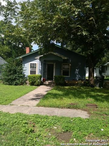 319 Hermitage Ct, San Antonio, TX 78223 (MLS #1270839) :: Exquisite Properties, LLC