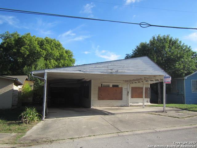 639 Belmont, San Antonio, TX 78202 (MLS #1270962) :: The Castillo Group