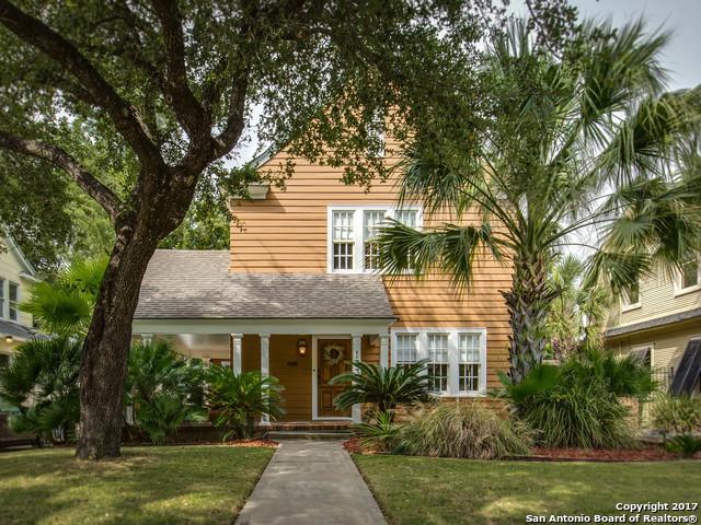 133 E Rosewood Ave, San Antonio, TX 78212 (MLS #1271054) :: Exquisite Properties, LLC