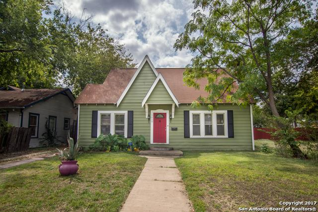 1918 W Summit Ave, San Antonio, TX 78201 (MLS #1271599) :: Exquisite Properties, LLC