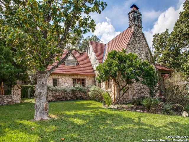 130 W Lullwood Ave, San Antonio, TX 78212 (MLS #1272429) :: Exquisite Properties, LLC