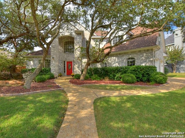 17335 Fountain Bluff Dr, San Antonio, TX 78248 (MLS #1272768) :: The Castillo Group