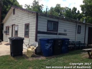 2419 S Presa St, San Antonio, TX 78210 (MLS #1273553) :: Exquisite Properties, LLC