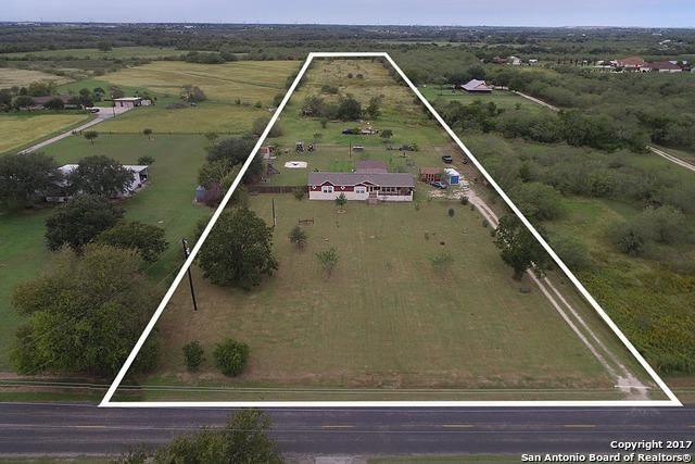 3203 Stuart Rd, Adkins, TX 78101 (MLS #1273637) :: Exquisite Properties, LLC